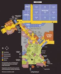 Las Vegas Fremont Street Map by Map Of Las Vegas Strip Hotels And Surrounding Areas Las Vegas