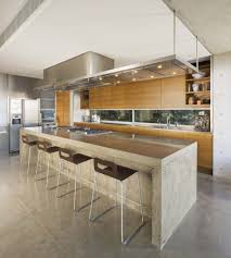 Kitchen Island With Table Extension by Modern Kitchen Island Design