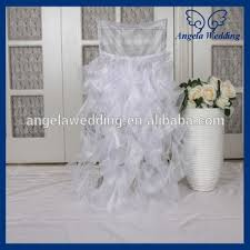 Cheap Chair Covers For Sale Ch007n Cheap 2017 Wholesale Fancy Popular Frilly Curly Willow