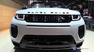 range rover interior 2017 2017 range rover evoque convertable exterior interior