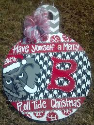 alabama ornament door hanger by stagecreations on etsy