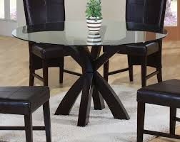 25 best round glass kitchen table set 3455 baytownkitchen