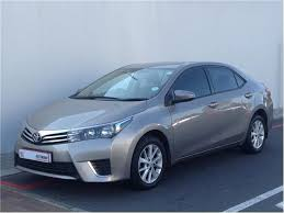 toyota corolla 1 6 2014 2014 toyota corolla 1 6 prestige goodwood gumtree classifieds