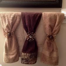 bathroom towel decorating ideas charming decorative bathroom towels sets 65 for decor inspiration