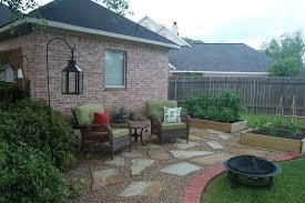 Loose Gravel Patio Marvelous Steps To Build A Gravel Patio U2014 All Home Design Ideas