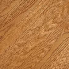 Solid Oak Laminate Flooring Bruce American Originals Copper Dark Red Oak 3 4 In T X 2 1 4 In