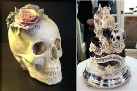 skull cake topper skull wedding cakes skull wedding dress skull wedding dresses