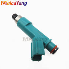 toyota rav4 spares auto spare parts 100 flow test 8pcs fuel injector for toyota rav4