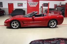 2004 corvette convertible for sale 2004 chevrolet corvette convertible stock m6256 for sale near