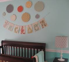 Baby Name Decor For Nursery Diy Baby Name In Nursery Disney Baby Preparing For Baby E