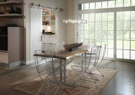 furniture surprising contemporary wood dining table modern