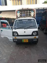 suzuki pickup suzuki ravi pickup std vx 1984 for sale in lahore pakwheels