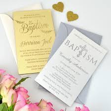 11b engraved acrylic christening invitations baby christening