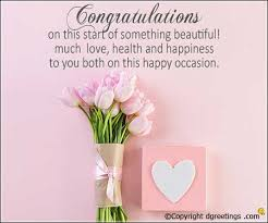 wedding congratulations congratulations on the start wedding congratulations card