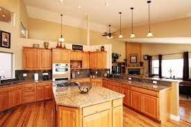 hickory kitchen island useful tips for applying hickory kitchen cabinets kitchen ideas