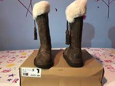 s ugg australia plumdale charm boots ugg plumdale in s shoes ebay