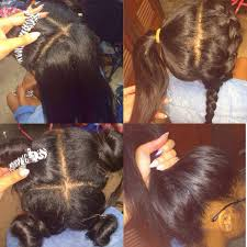 vixen sew in on short hair luca chanheffa on twitter had to do a vixen sew in hmu for