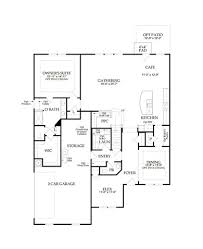 Vanderbilt Floor Plans Vanderbilt Plan At Millbridge In Waxhaw North Carolina By Pulte Homes