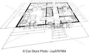 architectural building plans architectural building plans eps vector search clip