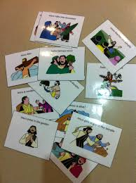 the catholic toolbox sequence bible story cards u0026 games