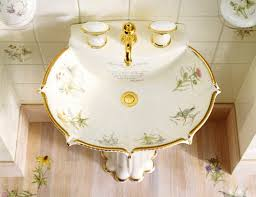 Small Pedestal Sinks For Powder Room by Right At Home New Pedestal Sinks Are Perches With Panache News