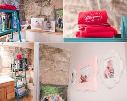 Pink Powder Room Small Photography Studio Tour Details Design Prop Organization