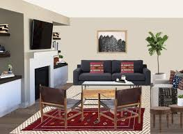 how to create a modern moroccan living room on delancey place