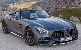 mercedes amg gt roadster carries a u20ac129 180 starting price