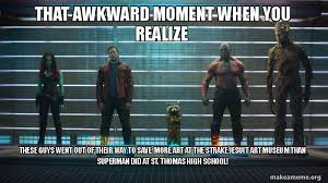 Awkward Moment Meme - that awkward moment when you realize these guys went out of their
