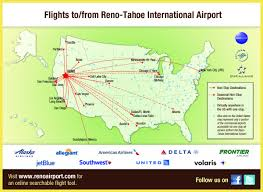 Sea Airport Map Flight Info Non Stop Destinations Reno Tahoe International Airport