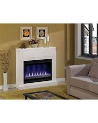 Electric Fireplace With Mantel Slash Prices On Classicflame 36wm1512 T401 Contemporary Wall