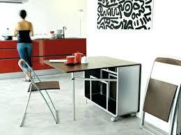 table escamotable cuisine meuble de cuisine avec table escamotable meuble avec table