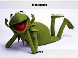 Crear Un Meme Online - crear frases con la rana rene creador de memes online animales