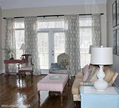 choosing curtains for living room trendy marvelous light blue