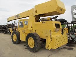 clark 714 austen westren crane industrial 4 53 detroit diesel