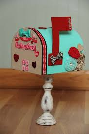 Valentine Decorated Boxes Ideas by 101 Best Valentine Ideas Images On Pinterest Valentine