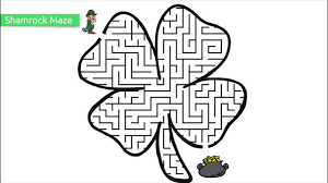 10 free printable st patrick u0027s coloring pages