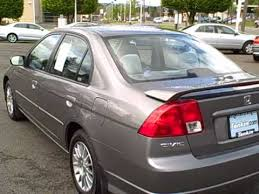 honda civic 2005 ex 2005 honda civic ex special edition tonkin pre owned