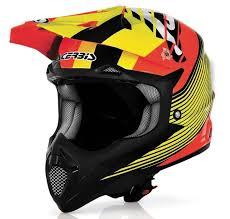 orange motocross boots acerbis impact motorcycle bombshell helmet enduro motocross orange
