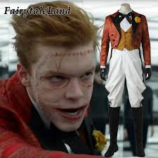 Tv Halloween Costumes Aliexpress Buy Gotham Jerome Valeska Cosplay Costume Tv