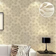 Modern Floral Wallpaper Online Get Cheap Purple Design Wallpaper Aliexpress Com Alibaba