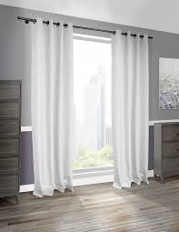 liteout cabo linen look blackout curtain panel 1 panel