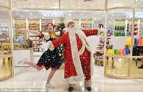 Baby S First Christmas Bauble Selfridges by Selfridges Opens Its Christmas Shop In London Four Months Early