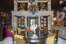Chandelier Height Above Table by Fussy French To Modern Mix A Home Redefined Through Color