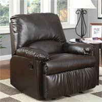 coaster chenille glider and ottoman in chocolate coaster recliners with ottomans reclining glider in chocolate
