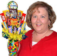 Candy Bouquet Delivery Sweet Bud Bouquets Edible Candy Bouquets Madison Wisconsin