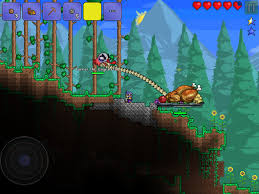 pre thanksgiving treats for console mobile terrarians