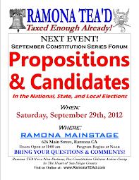 events ramona tea u0027d a non partisan pro constitution citizens