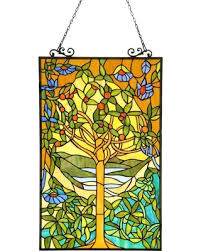 great deals on style tree of stained glass