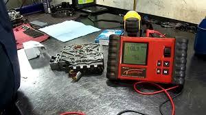 vw 01m transmission solenoid valve 4 n91 open circuit